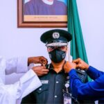 Osinbajo Decorates Usman Alkali Baba As New IGP (PHOTOS)