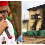 Nobody Deserves To Be In Prison – Kanu Reacts To Attack On Imo Police Hqtrs, Prison