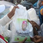 Tinubu Begins Distribution Of Rice To Kano Residents