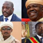 Six African Heads Of State Who Have Succeed Their Parents (photos)