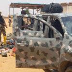 JUST IN: Troops Eliminate 21 Boko Haram/ISWAP Terrorists In Geidam