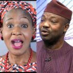 Nigerians React As Kemi Olunloyo Claims Yinka Odumakin Cheated Her