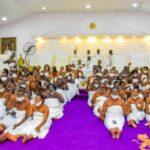 Over 1,000 Yoruba Women In Diaspora Visit Ooni, Insist On Yoruba Nation (photos)