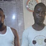 Police Apprehend Two Suspects With 125 Live Ammunition In Bayelsa (Photos)