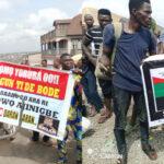 Tension As Police Take Over Venue Of Yoruba Self-Determination Rally In Ibadan