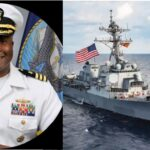 PHOTOS: Meet Kelechi Ndukwe, the First-Ever Nigerian-American to Become a US Navy Ship Commander