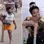 My Grandmother Behind My Ordeal And Why I Said My Father Was Dead — Amputee Hawker Clarifies, Begs For Forgiveness