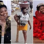 Lagos Withholds N25m Raised For Amputee Water Hawker After Detecting Lies In Her Story