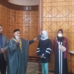 """""""This is Called Desperation"""" – Mixed Reactions As Two Nigerian Housemaids Convert to Islam in Libya (Photos)"""