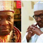 Buhari to Itsekiri: resolve differences over Olu of Warri