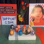 Protesters decorate Easter eggs in coup-hit Myanmar (photos)