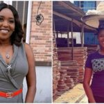 Nollywood Actress Biola Adebayo Shares Throwback Photo When She Used to Hawk Bread for a Living