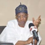 'We Lost Twitter Headquarters To Ghana Due To EndSARS Protest' – Lai Mohammed