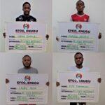 Internet fraud: EFCC arrests seven Yahoo suspects in Enugu