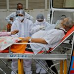COVID-19: India Records 3,780 Deaths In One Day