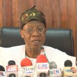 We Know Kidnappers' Hide-out, We Are Only Being Careful – Lai Mohammed Reveals