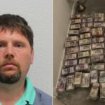 PHOTOS: Police Bust Drug Gang In Britain's Biggest Ever Cash Raid After Seizing Over £5million