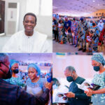 Photos: Osinbajo, Others Attend Evening Of Worship And Tribute For Pastor Dare Adeboye