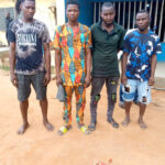 Four Notorious Land Grabbers Arrested In Ogun