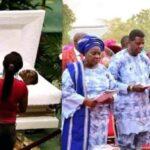 PHOTOS: Pastor Adeboye's son, Dare, laid to rest