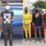 Police Arrest Robbers Terrorising Abuja