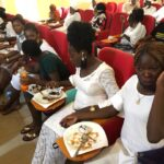 PHOTOS: Gumi organises lunch for parents, freed students of Kaduna forestry College