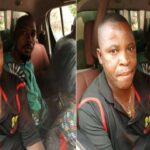 Kwara Youths Arrest Five Yoruba Men Working With Fulani Herdsmen To Abduct Residents (Video)