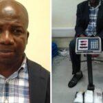 NDLEA Arrest Drug Baron At Lagos Airport (photos)