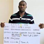 Notorious Fraudster Ugochukwu Simeon Arrested for Cloning EFCC E-mail Addresses