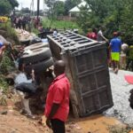 Tragedy As Truck Crushes 10 Women In Imo Market (PHOTOS)