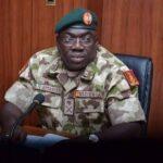 Last Video Of Chief Of Army Staff, Attahiru Visiting Ibadan & Asking For Prayers