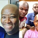 RCCG Youths, Pastors Shave Hair To Mourn Pastor Dare Adeboye (Photos)