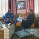 Dele Momodu Visits Evelyn, TB Joshua's Wife
