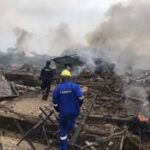 Death toll in Lagos gas explosion hits 8