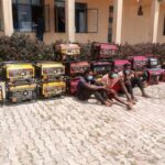 26-Year-Old Serial Burglar Arrested For Stealing 26 Generators In Ondo
