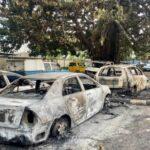 Photos: 3 Killed, 13 Injured, 25 Cars Destroyed As Tanker Explosion Rocks Lagos