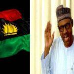 We'll Organise Military, Police To Pursue IPOB – Buhari
