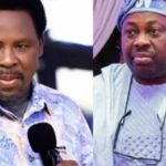 Dele Momodu Questions Why The Christian Community Has Not Commented On TB Joshua's Death