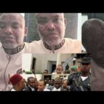 FG Arrests IPOB Leader, Nnamdi Kanu (Video)