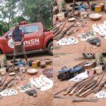 Amotekun Arrests Human Parts Dealer In Ibadan (photos)