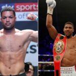 Anthony Joshua Could Fight Joe Joyce In Nigeria