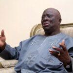 I Don't Support Sunday Igboho's Yoruba Nation – Afenifere's Adebanjo