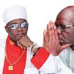I Won't Allow Obaseki Take Custody Of Stolen Artefacts – Oba Of Benin