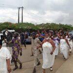 Yoruba Nation: Ilana Oodua tackles police over drink seller's death, says 'struggle continues'