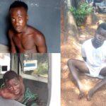Three suspected vandals arraigned in Enugu, five others in police net