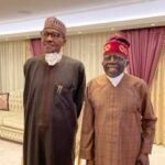 2023: Buhari's visit to Tinubu was goodwill – Presidency