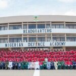 Identities Of Military Officers Killed By Bandits In Attack On Nigerian Defence Academy