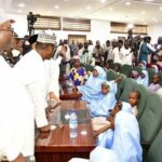 PHOTOS: Niger State Govt Reunites 90 Tegina Islamic Students With Their Parents