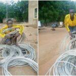 Adamawa: Police arrest man over powerline vandalisation, recover cables