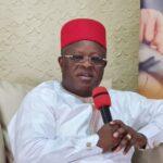 Umahi Backs Buhari Govt, Says Rivers, Lagos, Others Should Not Collect VAT